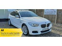2013 BMW 5 SERIES GRAN TURISMO 3.0 535i M Sport GT Auto 5dr Hatchback Petrol Aut