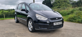 2006 FORD S MAX TITANIUM 7 SEATER MOTED TO OCTOBER 2022