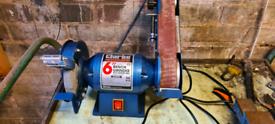 Clarke belt sander/grinder