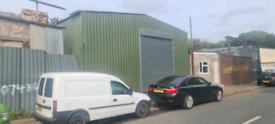 Storage garage' warehouse to let