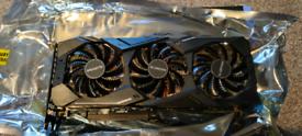 Gigabyte NVIDIA GeForce RTX 2080 Ti 11GB WINDFORCE