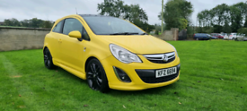image for 2012 VAUXHALL CORSA 1.2 LIMITED EDITION MOTED TO NOVEMBER 2022