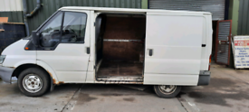Ford Transit 03 none runner