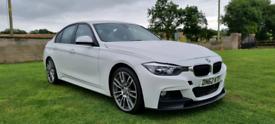 2012 BMW 320 DIESEL M SPORT WITH 78K POSSIBLE PART EXCHANGE