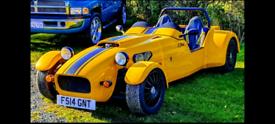 westfield wide body kit car 2.1 pinto