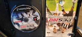 Pro evolution soccer 2012 for PS2