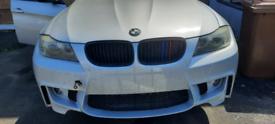 BMW E91 Touring 330d Full car breaking