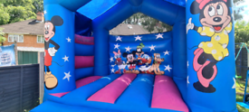 15ft by 13ft bouncy Castle for HIRE
