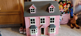 Furnished Dolls house