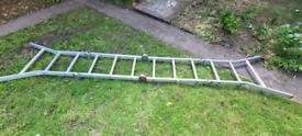 20 foot folding ladder