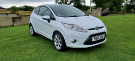 2011 FORD FIESTA ZETEC MOTED TO FEB 2022 POSSIBLE PART EXCHANGE