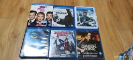 Panasonic Blu-ray Player & 21 Blu-ray's