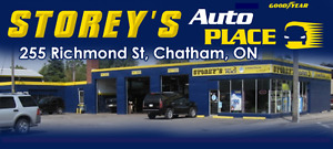 LOOKING FOR A USED TIRE GIVE US A CALL-STOREY AUTOMOTIVE