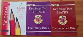 3 Key Stage Books