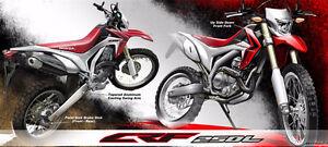 2016 Honda CRF250L / Brand New