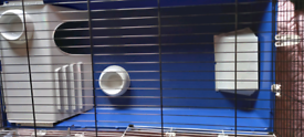 Sold with thanks - Pets at Home - Small animal cage