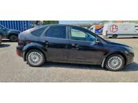 2009 Ford Focus 1.6 TITANIUM Low Miles Moted + Serviced Warranted Hatchback Petr
