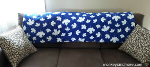 Maple Leaf Blankets