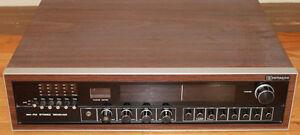 Vintage Hitachi Am / FM Stereo Receiver Model S-2880