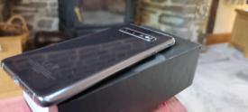 Samsung s10 unlocked in Prism Black