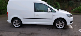 VW Caddy 1.6 TDI Automatic DSG