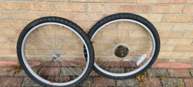 24 inch mountain bike wheels