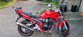 Suzuki, BANDIT, 2005, 656 (cc)