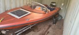 13ft speedboat