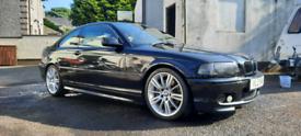 BMW 330ci M-sport Auto