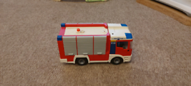 Playmobil fire truck