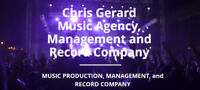 Music Agency, Management, Record Company Looking for Musicians