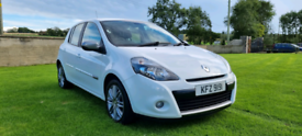 2012 RENAULT CLIO 1.2 TOMTOM MOTED TO FEBRUARY 2022 POSSIBLE PART EX