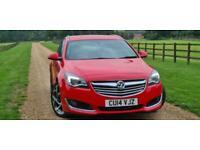 2014 Vauxhall Insignia SRI VX-LINE BI-TURBO S/S Estate Diesel Manual