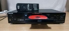 SONY 725 dvd CD