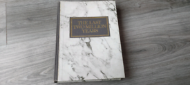 The Last Twenty Million Years Book