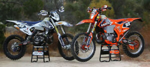 Looking for blown up ktm's