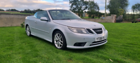 image for 2008 SAAB 93 CONVERTIBLE 2.0 PETROL MOTED TO FEBRUARY 2022