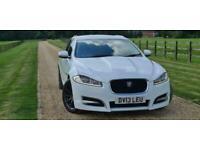 2013 Jaguar XF D SPORT SPORTBRAKE Auto Estate Diesel Automatic