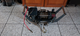 Horn Electric Winch