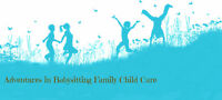2 Spots - Child Care Available September 1st in loving Family CC