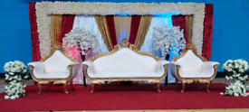 Wedding&mehndi stage hire from£250 07846194010