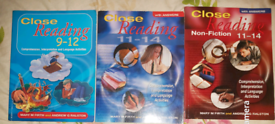 Close reading with answers