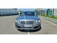 2007 Audi A8 S8 FSI Quattro 4dr Tip Auto SALOON Petrol Automatic