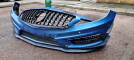 A-class front bumper