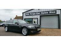 2012 BMW 520D SE TOURING Estate Diesel Manual
