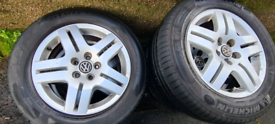 "Mk4 golf 15"" alloys 5x100"