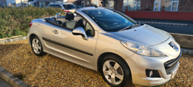 PEUGEOT 207 SPORT CC 1.6 SELLING FOR SPARES/REPAIR **Please Read**