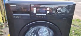 Black Beko washing machine _ free delivery