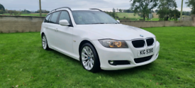 2010 BMW 318 DIESEL ES TOURING AUTOMATIC MOTED TO FEBRUARY 2022