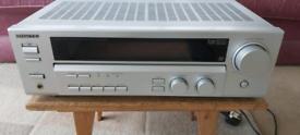 Kenwood KRF V4060D Audio-Video Surround Receiver.